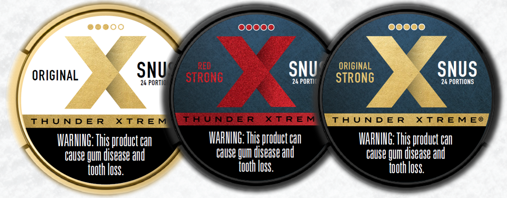 Swedish Match to release new snus offerings in US stores